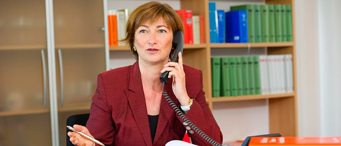 Bettina Verhülsdonk Telefon